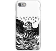Vintage Eagle iPhone Case/Skin
