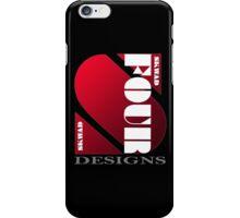 SKWAD4 DESIGNS iPhone Case/Skin