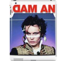 Adam Ant Folder iPad Case/Skin