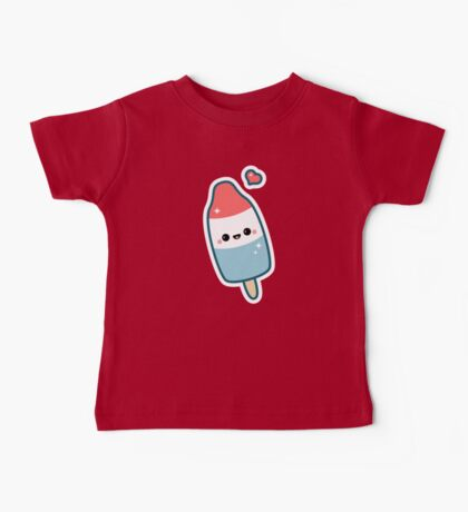 Kawaii Popsicle Baby Tee
