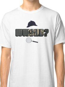 WWSHD Classic T-Shirt