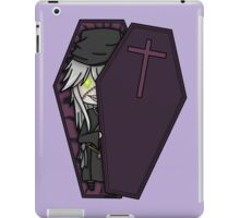 Creepy Undertaker iPad Case/Skin
