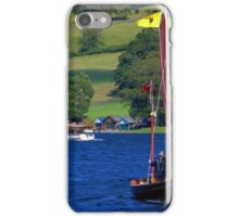 Sailing the Lakes iPhone Case/Skin