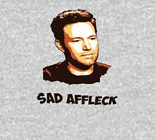 Sad Affleck - Batman vs. Superman Unisex T-Shirt