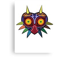 Zelda Majoras Mask Canvas Print