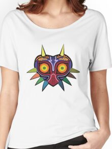 Zelda Majoras Mask Women's Relaxed Fit T-Shirt