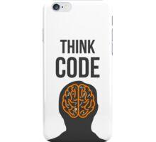 Think Code iPhone Case/Skin