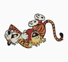 Calvin & Hobbes One Piece - Long Sleeve