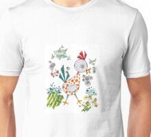 Funky Chicken Unisex T-Shirt
