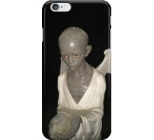 Uneasy Angel iPhone Case/Skin