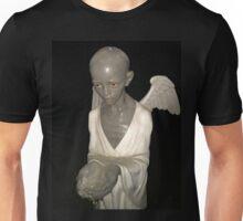 Uneasy Angel Unisex T-Shirt