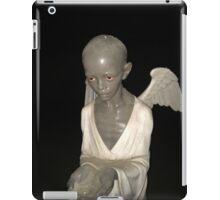 Uneasy Angel iPad Case/Skin