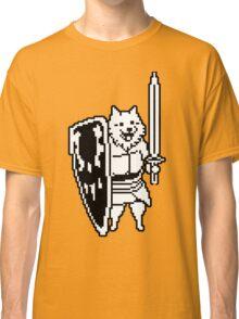 Undertale - Lesser Dog Classic T-Shirt