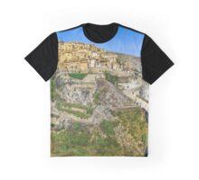 Bocairent Panorama Graphic T-Shirt