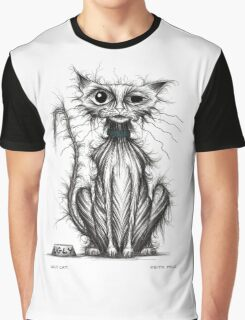 Ugly cat Graphic T-Shirt