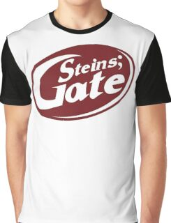 Steins;Gate - an intellectual beverage  Graphic T-Shirt
