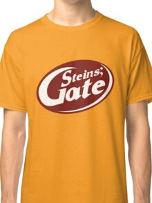 Steins;Gate - an intellectual beverage  Classic T-Shirt