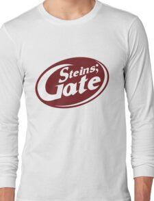 Steins;Gate - an intellectual beverage  Long Sleeve T-Shirt