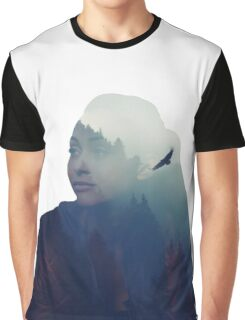 Raven - The 100  Graphic T-Shirt
