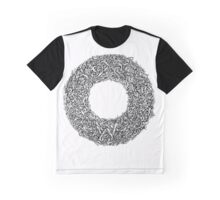 vegetal circle Graphic T-Shirt