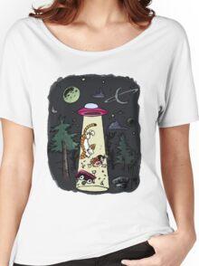 Calvin & Hobbes Women's Relaxed Fit T-Shirt