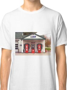 Route 66 - Illinois Vintage Pumps Classic T-Shirt