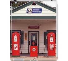 Route 66 - Illinois Vintage Pumps iPad Case/Skin