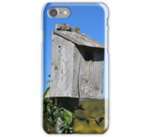 Shadowed Home iPhone Case/Skin