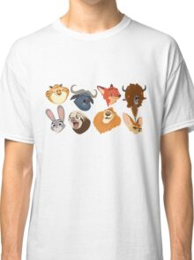 Animals 2 Q  Classic T-Shirt