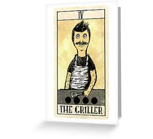 The Griller Greeting Card