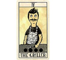 The Griller Photographic Print
