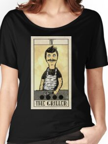The Griller Women's Relaxed Fit T-Shirt