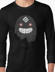 Black Spirit Screenshot (Black Desert Online) Long Sleeve T-Shirt