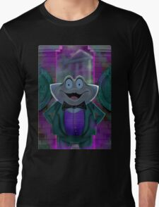 Mr Toad's New Job by Topher Adam Long Sleeve T-Shirt