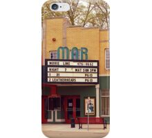 Route 66 - Mar Theater iPhone Case/Skin