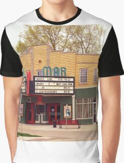 Route 66 - Mar Theater Graphic T-Shirt