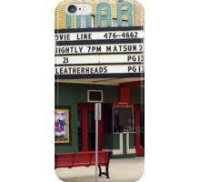Route 66 - Mar Theater Marquee iPhone Case/Skin