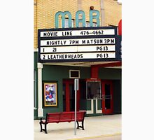 Route 66 - Mar Theater Marquee Unisex T-Shirt