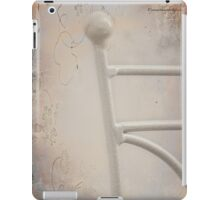 Parts of Chair - August iPad Case/Skin