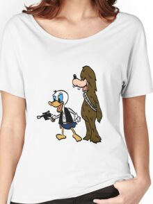 Duck Solo Women's Relaxed Fit T-Shirt