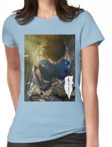 manga, anime -hajime no ippo- Womens Fitted T-Shirt
