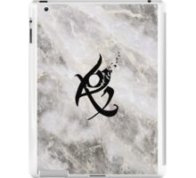 marbel fearless rune iPad Case/Skin