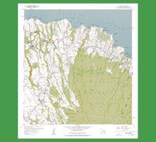 USGS TOPO Map Hawaii HI Haiku 349235 1957 24000 One Piece - Short Sleeve