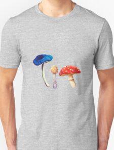 Mush and Toadstools | Light Unisex T-Shirt