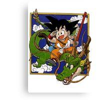Dragon Ball - Goku Canvas Print