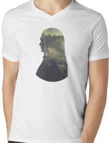 Clarke - The 100 - Forest Mens V-Neck T-Shirt