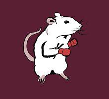 Boxing rat Unisex T-Shirt