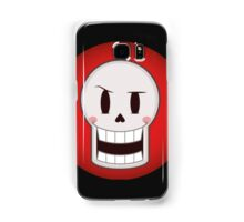 The great Papyrus Samsung Galaxy Case/Skin