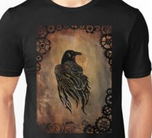 Clockwork Raven Unisex T-Shirt