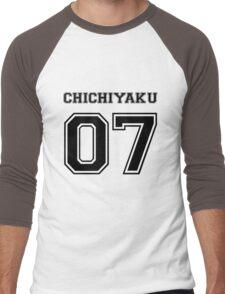 Spirited Away - Chichiyaku Varsity Men's Baseball ¾ T-Shirt
